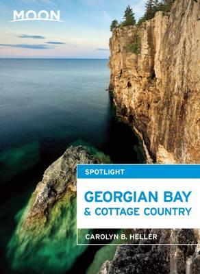 Moon Spotlight Georgian Bay & Cottage Country (BOK)