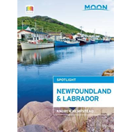 Moon Spotlight Newfoundland and Labrador (BOK)