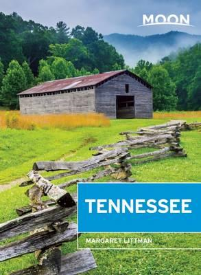 Moon Tennessee (7th ed) (BOK)