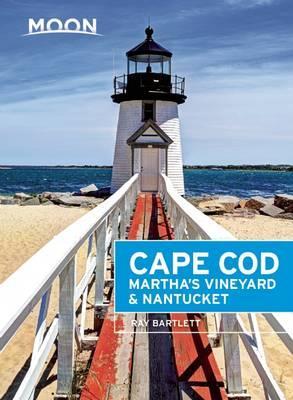Moon Cape Cod, Martha's Vineyard & Nantucket (4th ed) (BOK)