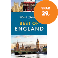 Produktbilde for Rick Steves Best of England (First Edition) (BOK)