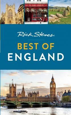 Rick Steves Best of England (First Edition) (BOK)