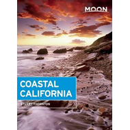 Moon Coastal California (5th ed) (BOK)