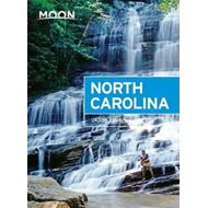 Moon North Carolina (6th ed) (BOK)