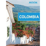 Moon Colombia, 2nd Edition (BOK)