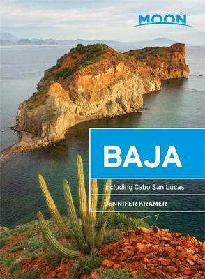 Moon Baja, Tenth Edition (BOK)