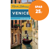 Produktbilde for Rick Steves Venice, 15th Edition (BOK)