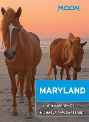 Moon Maryland, 2nd Edition (BOK)