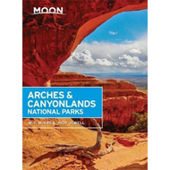 Produktbilde for Moon Arches & Canyonlands National Parks, Second Edition (BOK)
