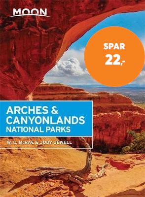 Moon Arches & Canyonlands National Parks, Second Edition (BOK)