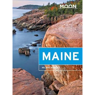 Moon Maine, 7th Edition (BOK)