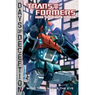 Transformers More Than Meets The Eye Volume 7 (BOK)