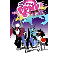 My Little Pony Fiendship Is Magic (BOK)