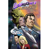 Galaxy Quest The Journey Continues (BOK)