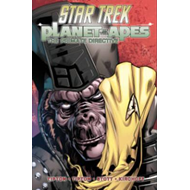 Star Trek/Planet Of The Apes The Primate Directive (BOK)