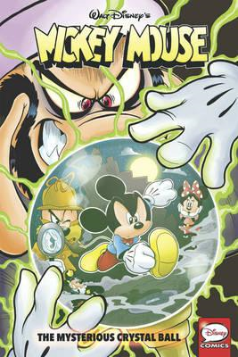 Mickey Mouse The Mysterious Crystal Ball (BOK)