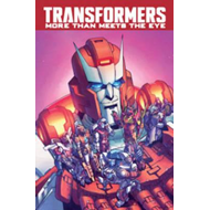 Transformers More Than Meets The Eye Volume 8 (BOK)