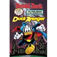 Donald Duck The Diabolical Duck Avenger (BOK)