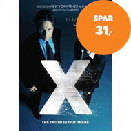 Produktbilde for X-Files The Truth Is Out There (BOK)