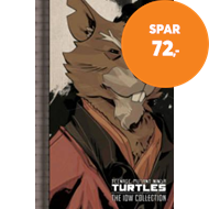 Produktbilde for Teenage Mutant Ninja Turtles The Idw Collection Volume 2 (BOK)