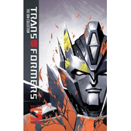 Transformers Idw Collection Phase Two Volume 3 (BOK)