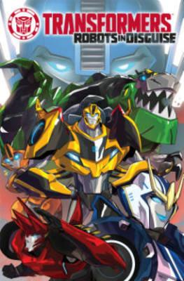 Transformers Robots In Disguise Animated (BOK)