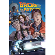 Back To The Future Untold Tales And Alternate Timelines (BOK)