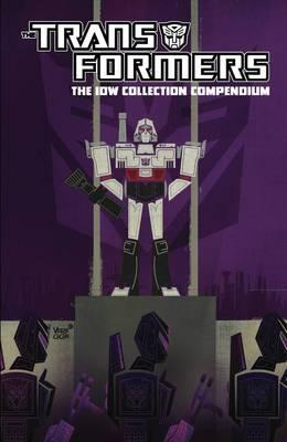 Transformers The Idw Collection Compendium Volume 1 (BOK)