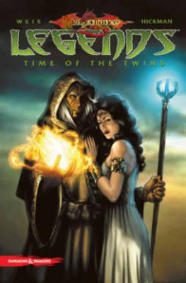 Dragonlance Legends: Time of the Twins (BOK)