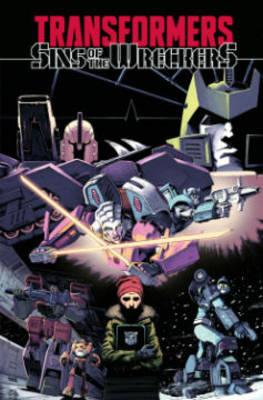 Transformers Sins Of The Wreckers (BOK)