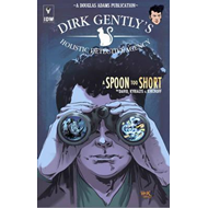 Dirk Gently's Holistic Detective Agency A Spoon Too Short (BOK)