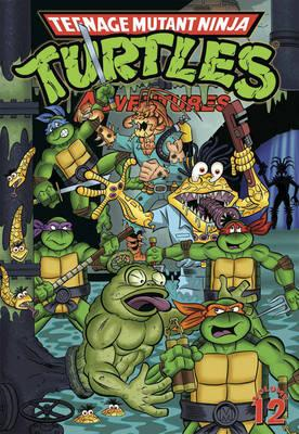 Teenage Mutant Ninja Turtles Adventures Volume 12 (BOK)