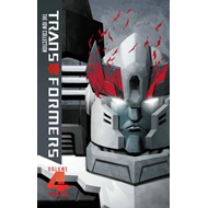 Transformers Idw Collection Phase Two Volume 4 (BOK)