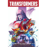 Transformers More Than Meets The Eye Volume 10 (BOK)