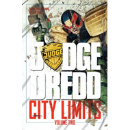 Judge Dredd City Limits Volume 2 (BOK)