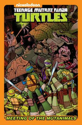 Teenage Mutant Ninja Turtles Amazing Adventures The MeetingO (BOK)