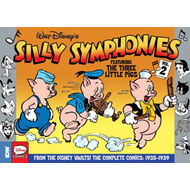 Silly Symphonies Volume 2 The Complete Disney Classics 1935- (BOK)