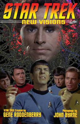 Star Trek New Visions Volume 4 (BOK)