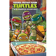 Teenage Mutant Ninja Turtles: New Animated Adventures Omnibu (BOK)