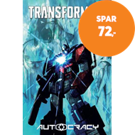 Produktbilde for Transformers Autocracy Trilogy (BOK)