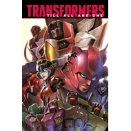 Transformers Till All Are One, Vol. 1 (BOK)