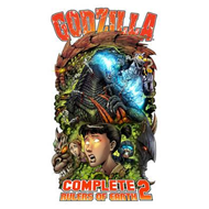 Godzilla: Complete Rulers of Earth (BOK)