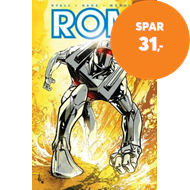 Produktbilde for Rom, Vol. 1 Earthfall (BOK)