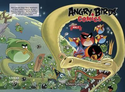 Angry Birds Comics Volume 6 Wing It (BOK)