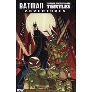 Batman/Teenage Mutant Ninja Turtles Adventures (BOK)