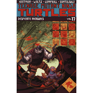 Teenage Mutant Ninja Turtles, Vol. 17 (BOK)