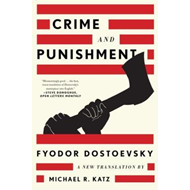 Produktbilde for Crime and Punishment - A New Translation (BOK)