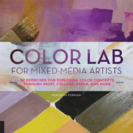 Color Lab for Mixed-Media Artists (BOK)