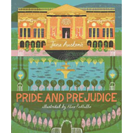 Pride and Prejudice - Classics Reimagined (BOK)