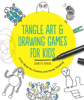 Tangle Art and Drawing Games for Kids (BOK)